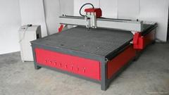 木工雕刻机2030型高密度板、实木板的平面雕刻、切割、3D浮雕等