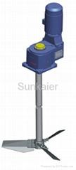 SK400 Parallel Drive Agitator Mixer