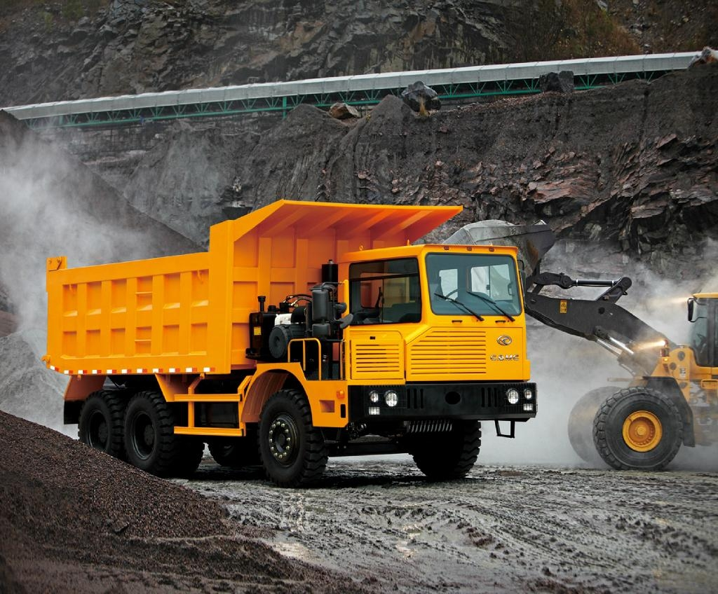 Off Road Mining Dump Truck Hn3600 Camc China