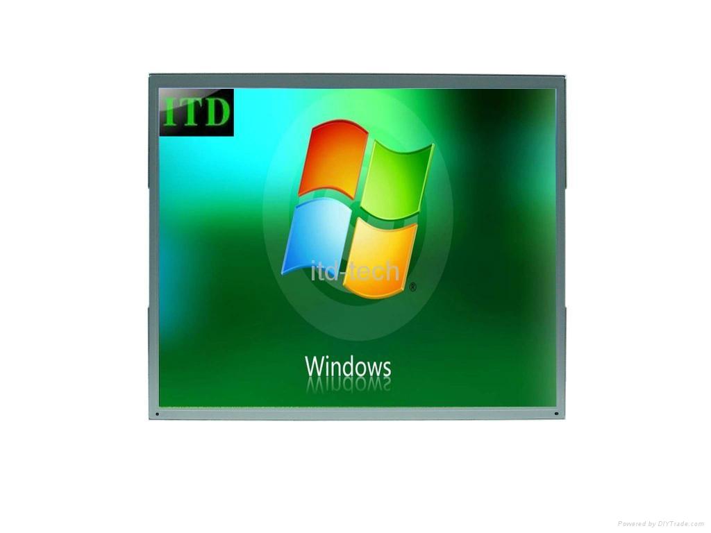"17"" open frame TFT monitor 1"