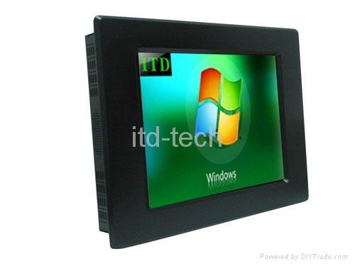 """15"""" rear mount monitor 1"""