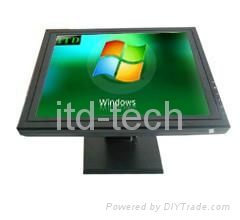 """17"""" POS Touch Monitor 1"""