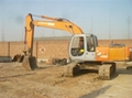 used hitachi Excavator EX200-5