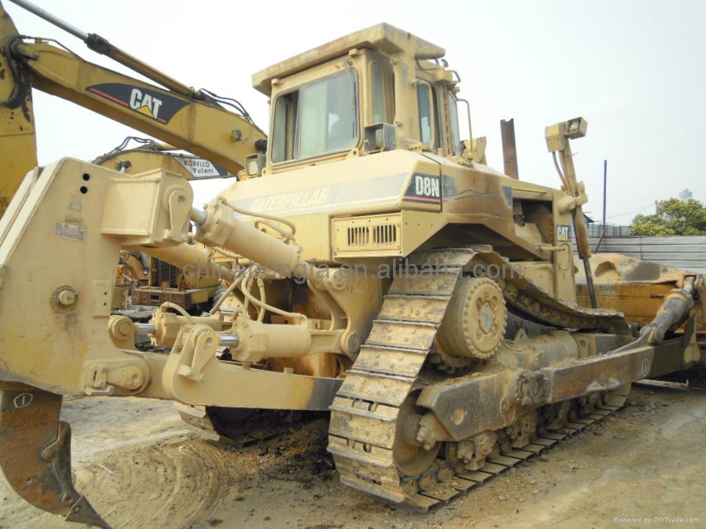 Used Caterpillar D8n Bulldozer China Manufacturer