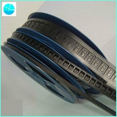 OEM Custom Pockets Carrier Tape For Chip Capacitor IC PCB