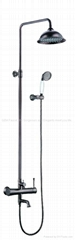 Shower Column, shower set, shower faucet, tub shower faucet, wall mounted shower