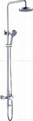 shower column, shower faucet set,shower mixer, faucet, shower faucet