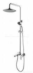 shower set, shower column,shower faucet,shower mixer,shower faucet set