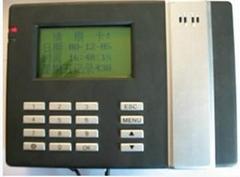 IC卡门禁考勤一体机