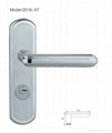 170mm mortise door lock with 57 lock body