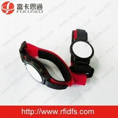 AlienH3 RFID Silicone Wristband