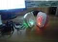 Portable mini LED speaker with CE