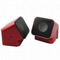Vorticall 2.0 Mini Speaker for Computer.USB speaker