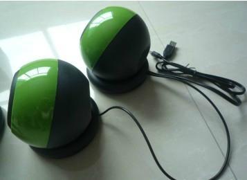 Computer Ball Shape Speaker  3