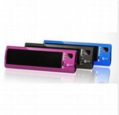 Portable PC mini USB speaker can be