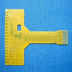 Double-sided FPC with ACP (Anisotropic Conductive Paste), Used for Consumer Elec