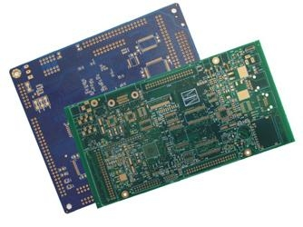 Multilayer PCB, Made of FR4 and TG170, with 2.4mm Board Thickness  2