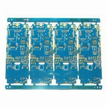 PCB Board with HAL Lead Free and 1oz Finish Copper