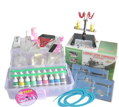 Airbrush Nails Kit 1