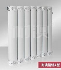 耐澳采暖散熱器A型暖氣片