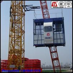 Construction Elevator from Hongda Group