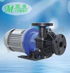 無軸封磁力耐酸碱泵
