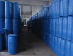 藍色塑料桶