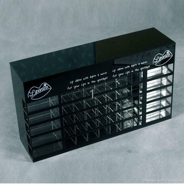 Cosmetic display racks 2