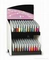 nail polish floor standing rack display 2