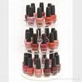 nail polish floor standing rack display 3