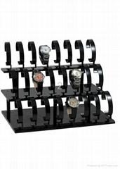 Customized Clear Acrylic Watch Display