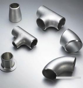 Supply steel pipe fittings: Flange, Elbow, Reducer, Bends, Tee,  2