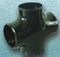 stainless pipe cross