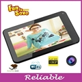 7 inch best quality high clear hdmi 1080p tablet pc