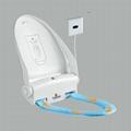 iToilet One Time Use Disposable Toilet
