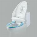 iToilet Automatic Hygienic Toilet Seat