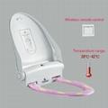 iToilet Bidet Toilet Seat Bathroom Set