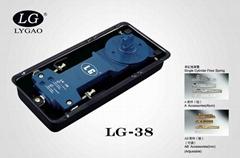best-selling LG-38 floor hinge,floor spring