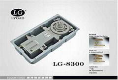 Floor Hinge Floor Spring (LG-8300) 3gm Type K-8300