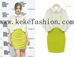 fashion online store supply magazine dresses for women wholsale fashion apparel