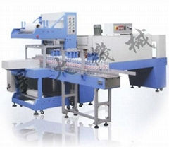 PE膜全自動整列收縮包裝機