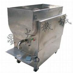 搅拌式浓酱电动灌装机
