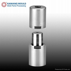 precision locating pillar of injection mold