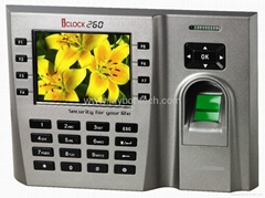 ICLOCK260 Fingerprint Time Attendance Access Control Mutli-Biometric