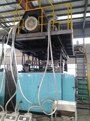 2000 Liter water tank blow moulding machine(three layers)