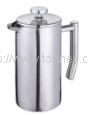 Double Wall Coffee Plunger for hotel guest room