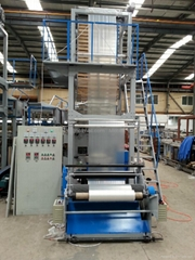 TLA series PE film blowing machine