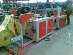 TLHQ automatic plastic bag making machine