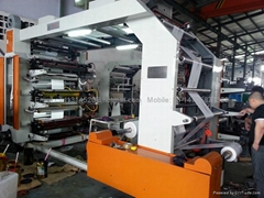 YTB Series Multi-color High Speed Printing machine