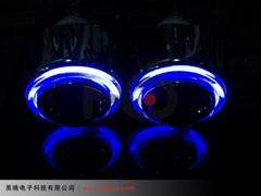 4.0 inch HID Bi-xenon projector lens light with Angel eyes 4.0QD